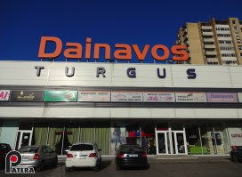 """Patalpos """"Dainavos Turguje"""""""