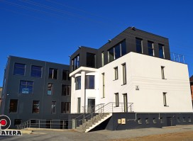 Komercinių patalpų nuoma naujos statybos biurų pastate, Vytėnuose