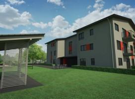 Naujos statybos butai Garliavoje