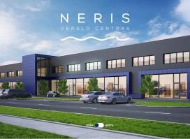 Išnuomojamos patalpos NERIES verslo centre