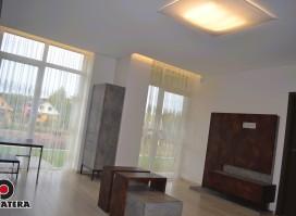 Išnuomojamas naujai įrengtas, jaukus ir modernus, 3 kambarių butas, Naujos statybos butų projekte