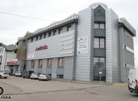 PREKYBOS CENTRE ,,ANŪKĖLIS'' išnuomojamos 398 kv. m. moderniai įrengtos patalpos