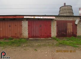 V. Krėvės pr. gale, garažų masyve, parduodamas mūrinis garažas su duobe