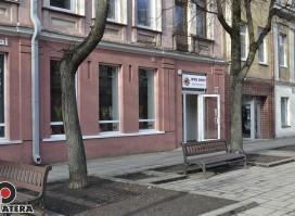 Vilniaus g . patalpos