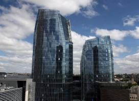 Business Center in Vilnius