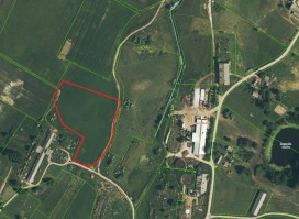 Parduodamas žemės ūkio paskirties sklypas 1,55 ha Sauselio k. Liubavo sen. Kalvarijos sav.