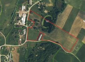 Parduodamas žemės ūkio paskirties sklypas 5.25 ha Sauselio k. Liubavo sen. Kalvarijos sav.