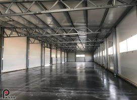 Sandėliavimo, gamybinės paskirties patalpos Sargėnuose